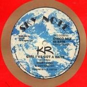 GIRL I`VE GOT A DATE / BRENT DOWE IN MEDLEY. Artist: Neville Brown. Label: Sky Note